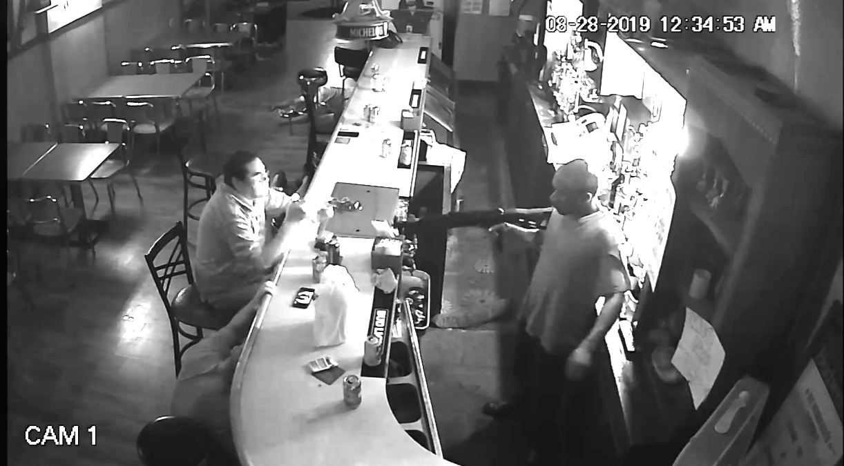 World's Chillest Man Lights Cigarette at Gunpoint During St. Louis Bar Robbery