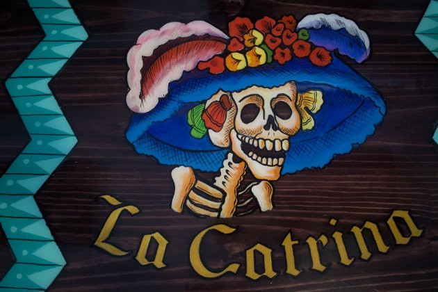 La Catrina is now open in Southampton. - CHERYL BAEHR