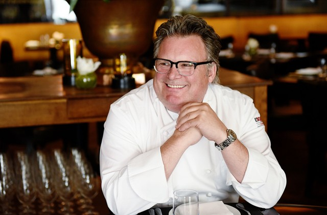 The four-course dinner will be hosted on the restaurant's rooftop event space. - COURTESY GRAND TAVERN BY DAVID BURKE