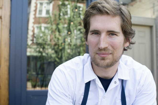 Taste's Matt Wynn came to the kitchen by accident, then never left. - ANDY PAULISSEN