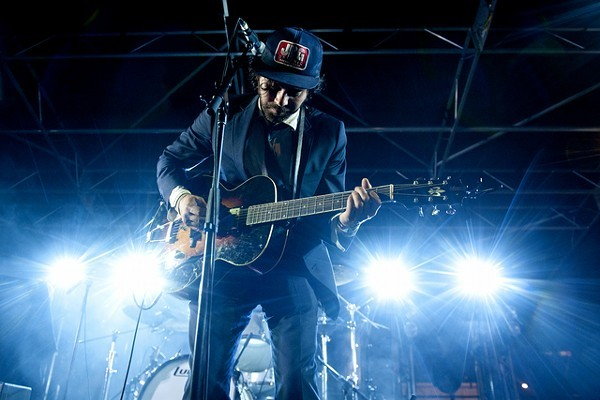 Shakey Graves will hold a three-night stand at Off Broadway on February 11, 12 and 13. - VIA BIG HASSLE PUBLICITY
