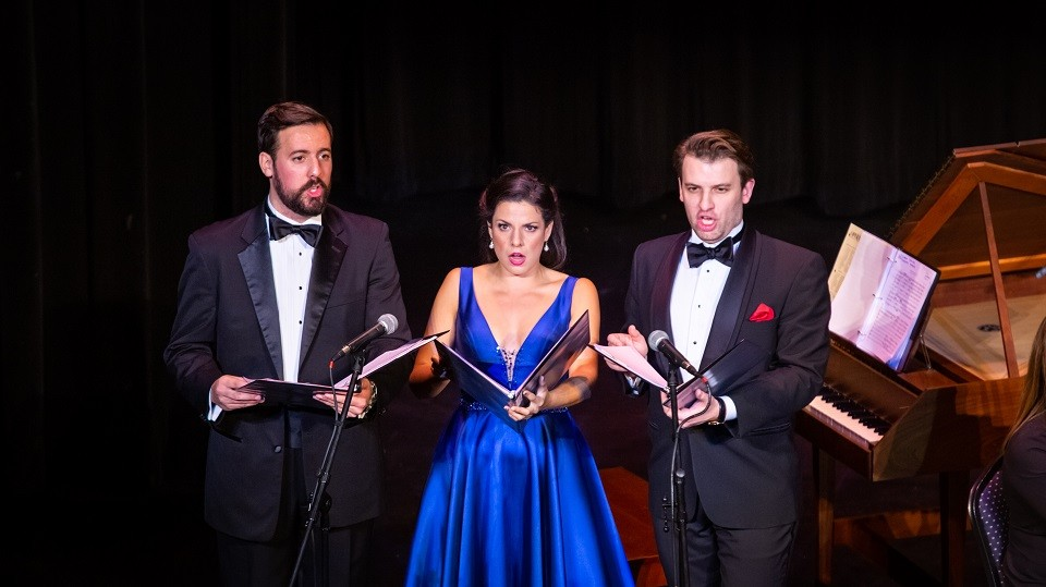 It's not too late for a night at the opera with Opera Edwardsville. - COURTESY OF OPERA EDWARDSVILLE