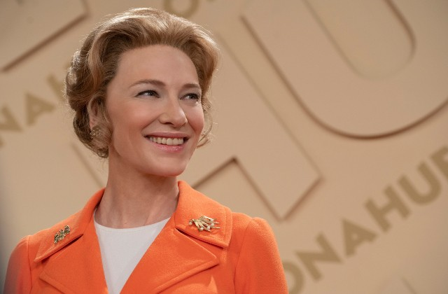 Cate Blanchett will star as St. Louis native and right-wing political crusader Phyllis Schlafly. - SABRINA LANTOS/FX