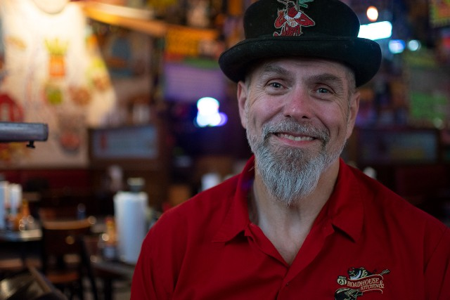 Bill Kunz is the chef-owner of Hwy 61 Roadhouse and Kitchen in Webster Groves. - ANDY PAULISSEN