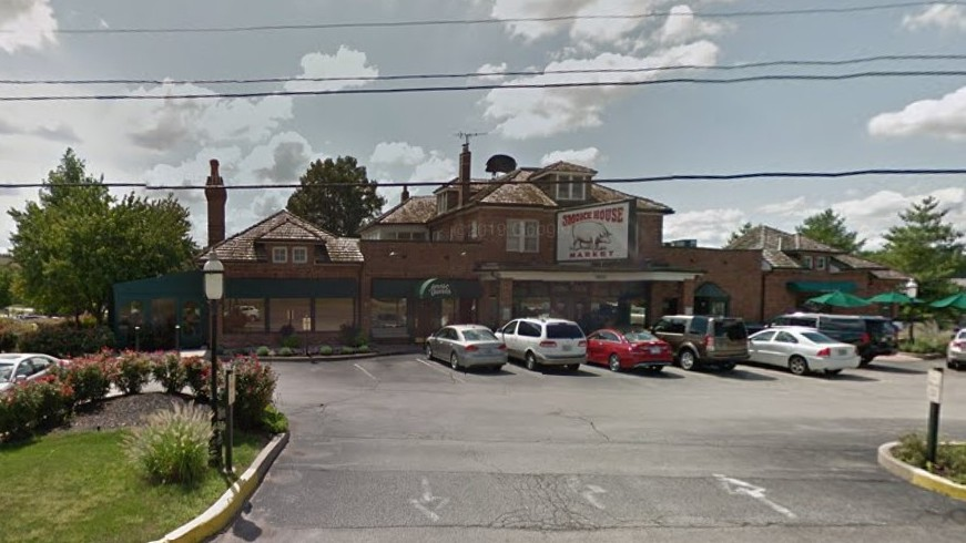 Annie Gunn's in Chesterfield. - SCREENGRAB VIA GOOGLE MAPS