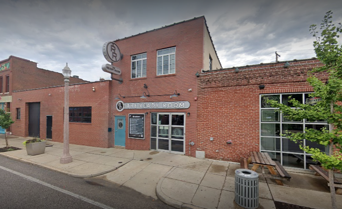 The Ready Room has closed its doors as owners look for a new building to house the venue. - VIA GOOGLE MAPS