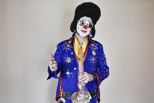 The King of Clowns - JAIME LEES
