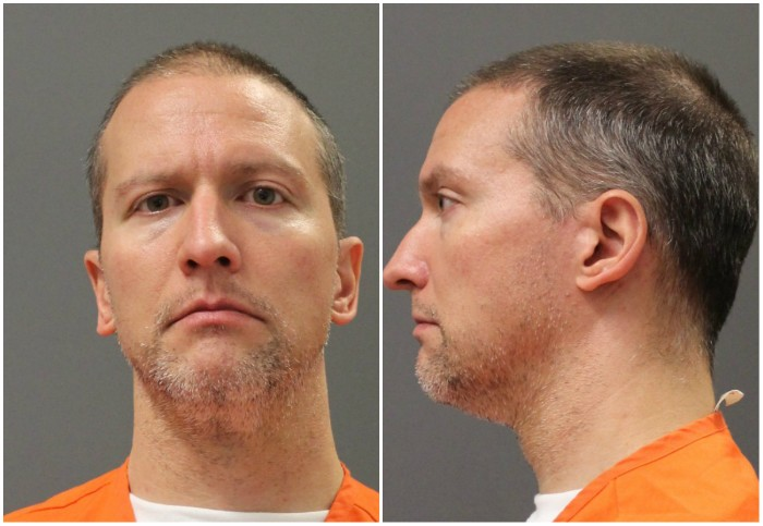 Former Minneapolis police Officer Derek Chauvin. - COURTESY MINNESOTA DEPARTMENT OF CORRECTIONS