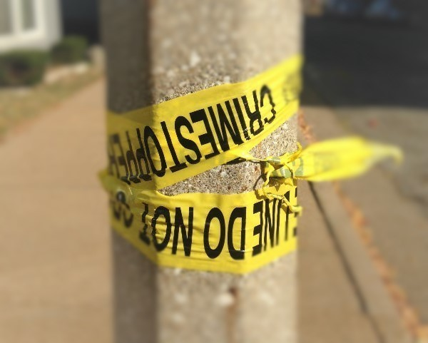 Police say a four-year-old hit in the head by a stray bullet is still alive. - RFT FILE PHOTO