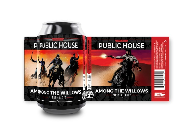 Among the Willows from Public House Brewing Company is becoming easier to find in St. Louis. - COURTESY PUBLIC HOUSE BREWING COMPANY