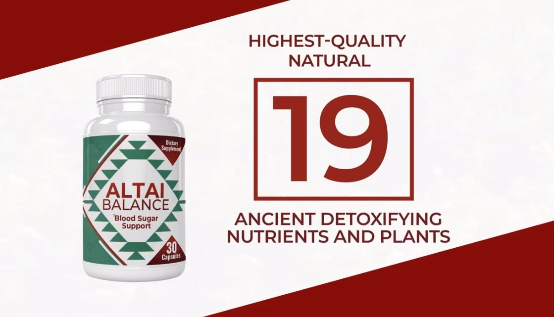 Altai Balance Reviews: Best Blood Sugar Support Supplement | Paid Content |  St. Louis | St. Louis News and Events | Riverfront Times