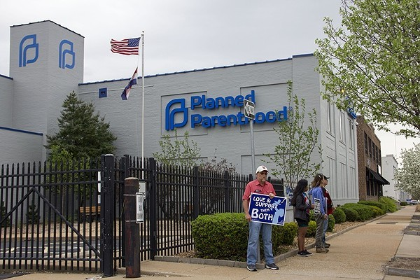 A federal appeals court sided with Planned Parenthood in a fight over a sweeping anti-abortion law. - DANNY WICENTOWSKI