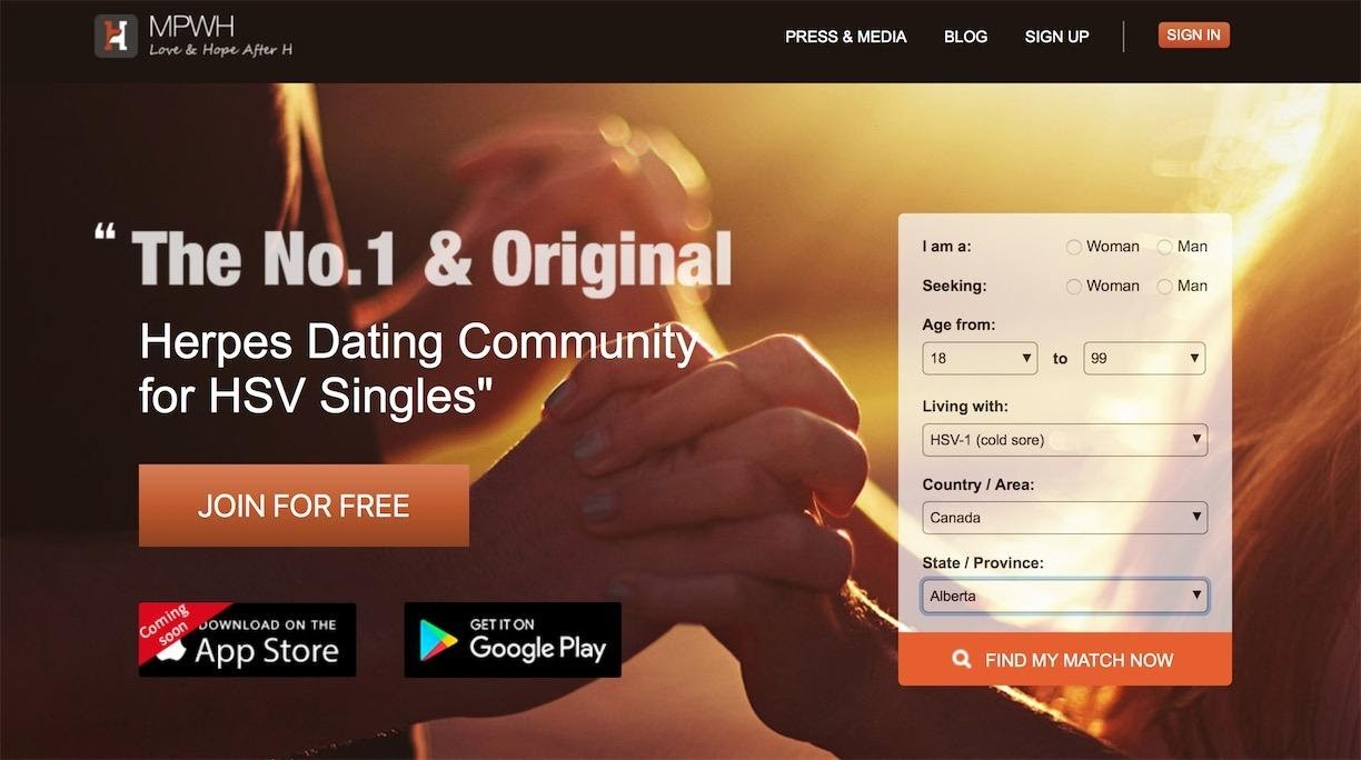 Stds free for with dating The world's