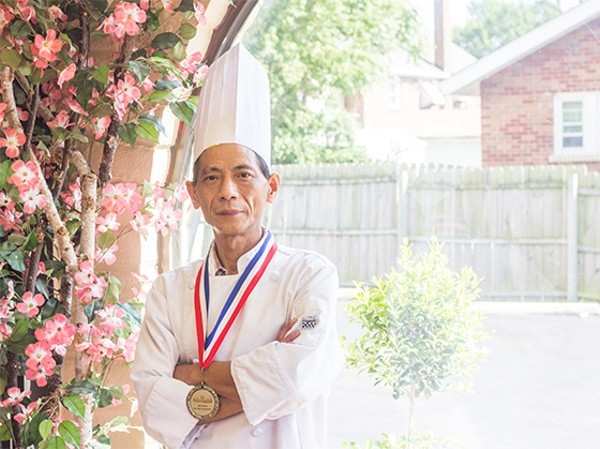 Chef Ma will be remembered for his outstanding restaurant, Chef Ma's Chinese Gourmet. - MABEL SUEN