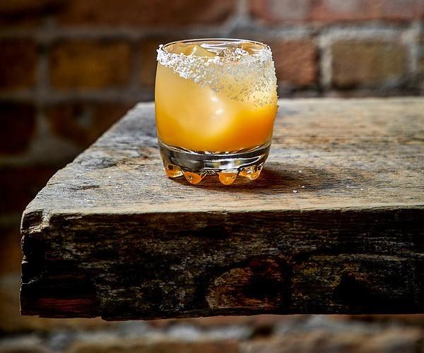 Bartender Nick Kokonas will be hosting a pop-up tonic bar at Small Change this Monday. - NEIL BURGER