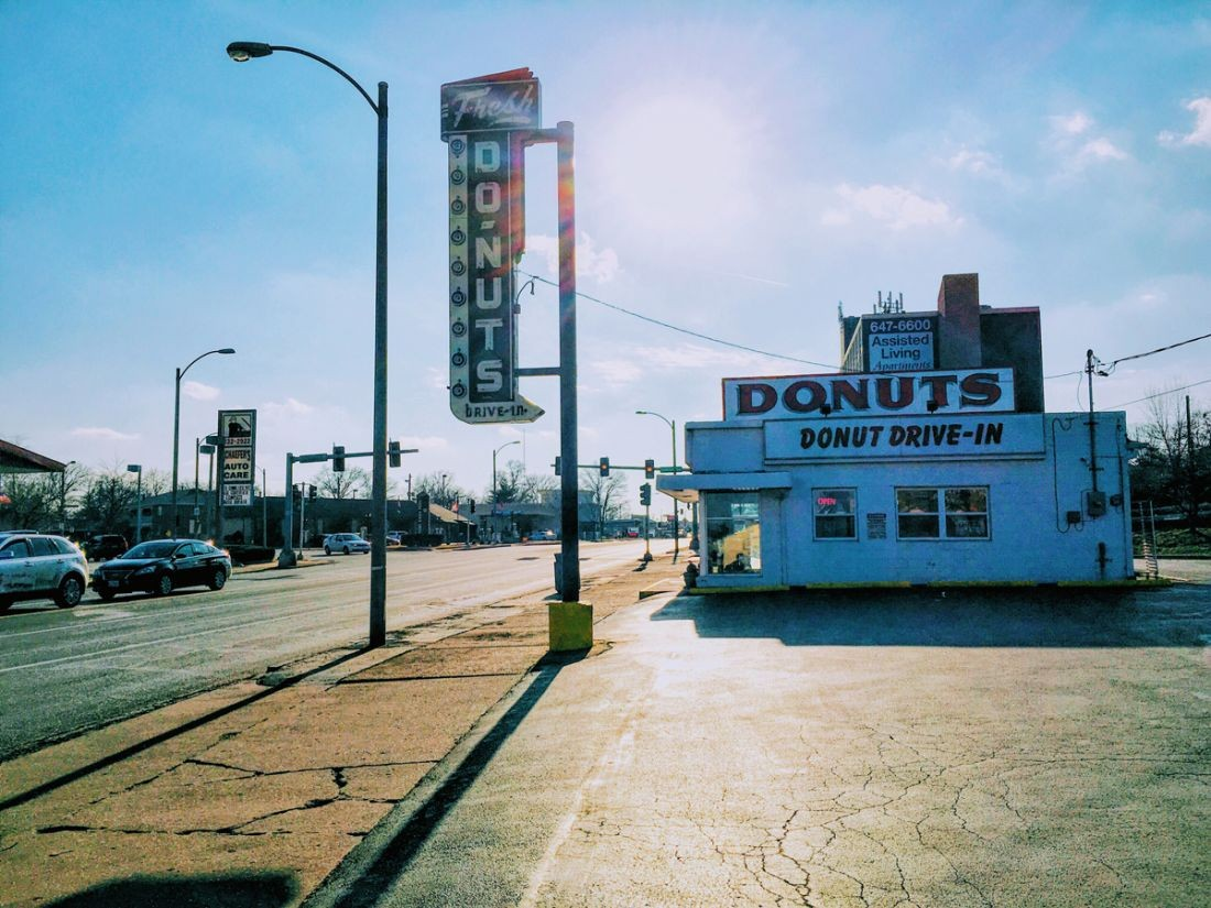 here 39 s how to visit 12 terrific st louis donut shops in just 4 hours city guide st louis. Black Bedroom Furniture Sets. Home Design Ideas