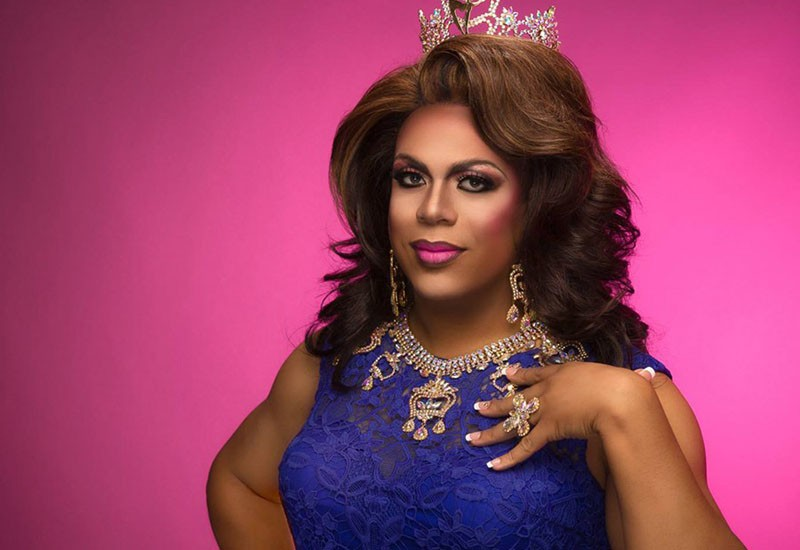 Regina La Rae, Miss Gay Missouri America will give up her crown Saturday — but to whom? - PS LINDEN PHOTOGRAPHY