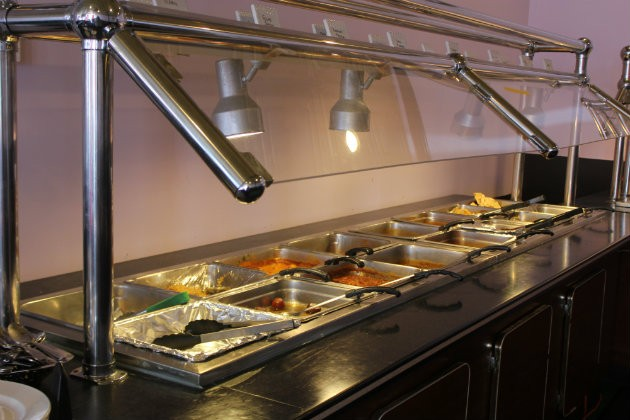 Spice of India serves buffet for lunch every day as well as on Sunday evenings - CHERYL BAEHR