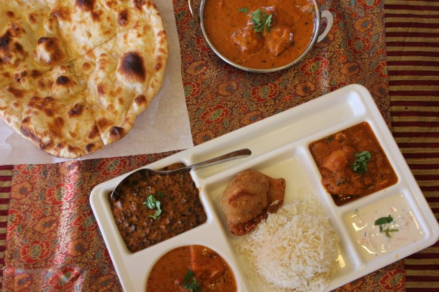 Spice of India features cuisine from state of Punjab in northern India. - CHERYL BAEHR