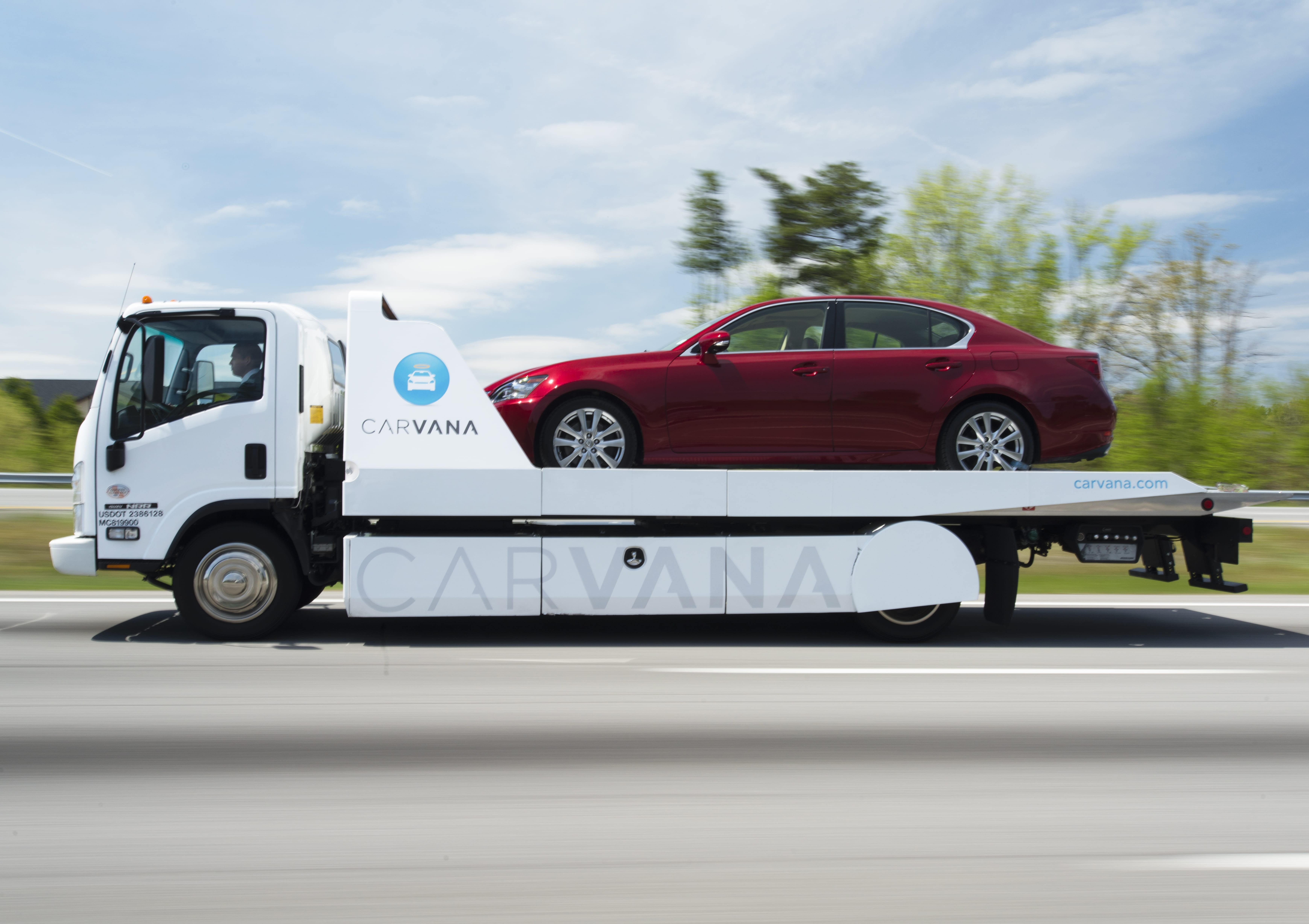 New Service, Carvana, Launches Online Used Car Sales in St. Louis ...
