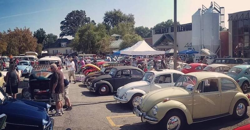 VW Enthusiasts To Think Small In Maplewood This Weekend Arts Blog - Vw car show this weekend