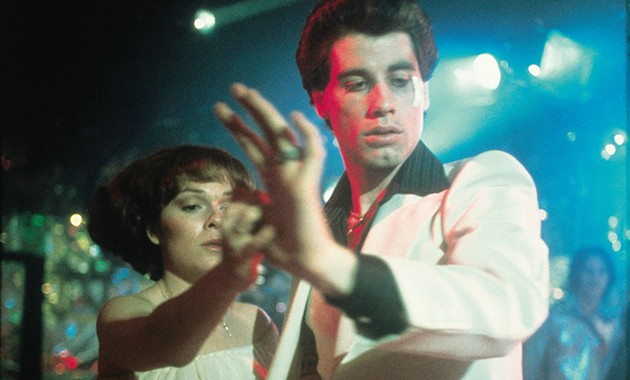 See the magic of a young Travolta in a star-making role this Saturday.