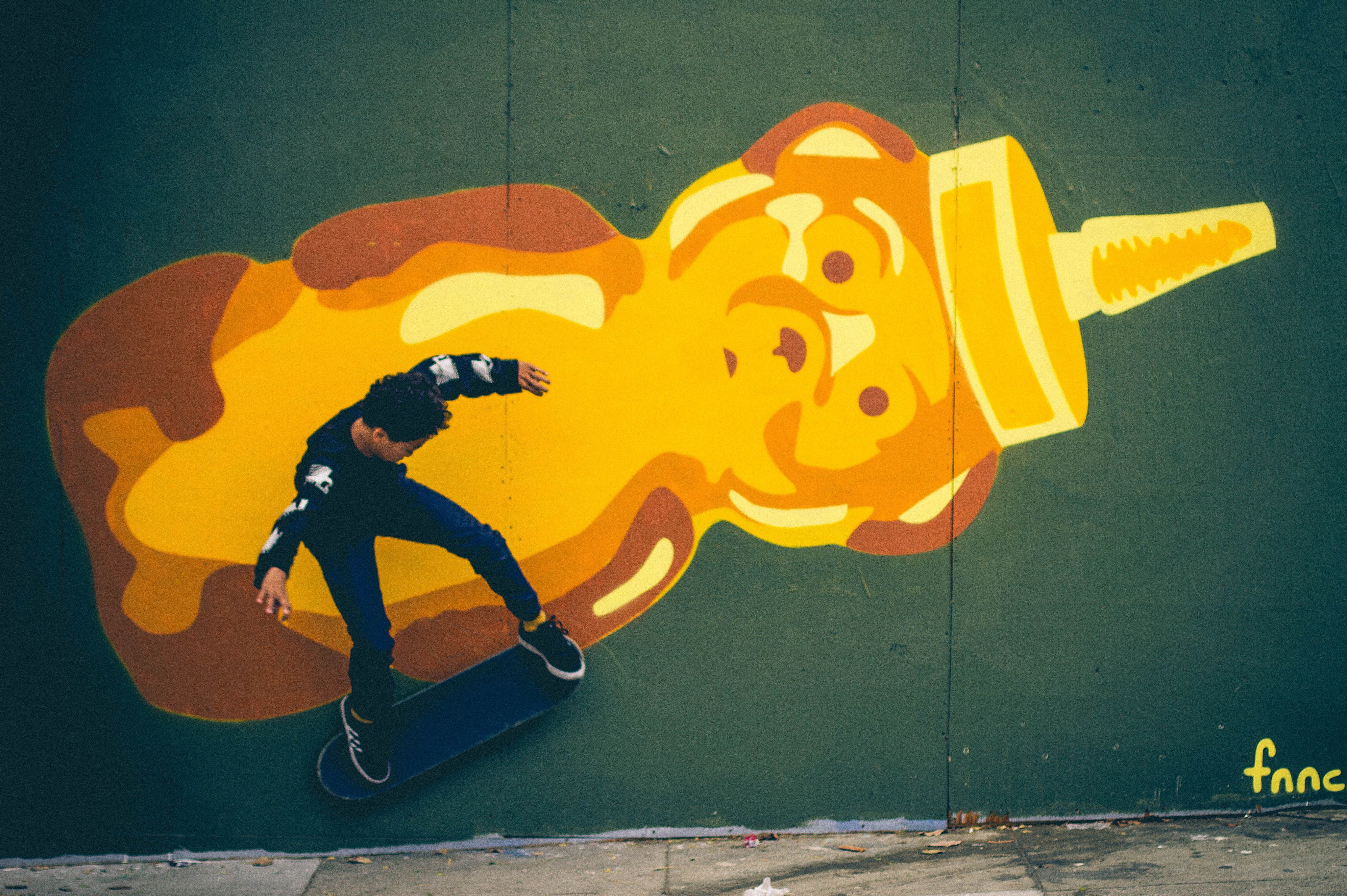 New Festival, St.ART, Will Bring Street Artists to Two City Parks ...