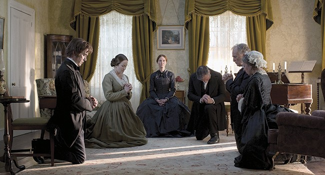 Cynthia Nixon shines as the Belle of Amherst. - © A ​QUIET PASSION/H​URRICANE FILMS/​COURTESY OF MUSIC BOX FILMS