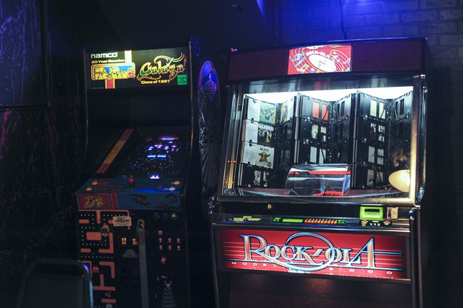 The jukebox will get the party started. - PHOTO BY KELLY GLUECK