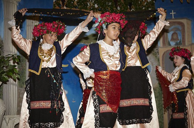 The St. Louis County Greek Fest returns this weekend. - PHOTO BY STEVE TRUESDELL
