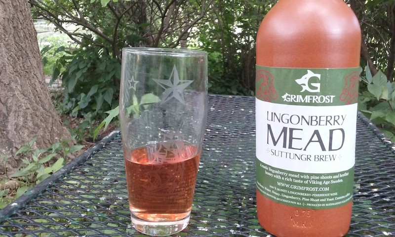 Mead: It's what's for summer drinking. - PAUL FRISWOLD