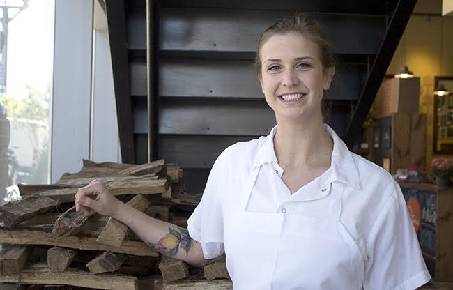 Pastaria's chef de cuisine, Evy Dick. - SARA BANNOURA