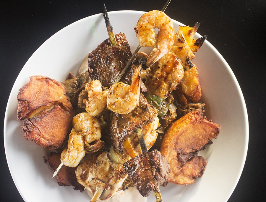 Fairview Lounge Offers Incredible Peruvian Food Inside A Gas
