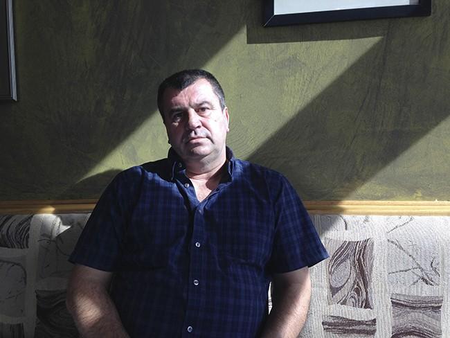 Sadik Kukic, chairman of the Bevo Community Improvement District, says the neighborhood needs more diversity. - DOYLE MURPHY