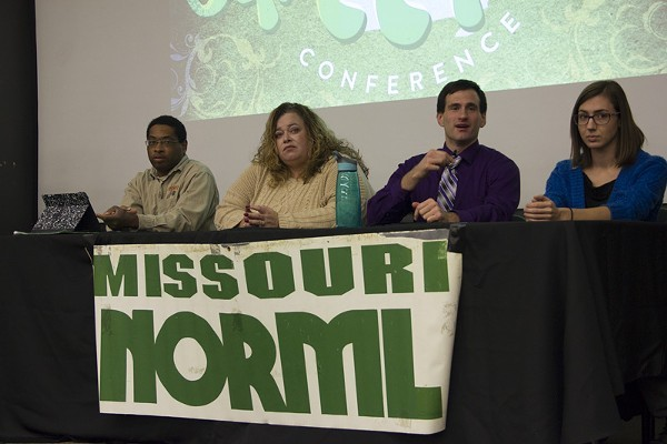 Activist John Payne (center) is resting his hopes on a medical marijuana ballot initiative in 2018. - DANNY WICENTOWSKI