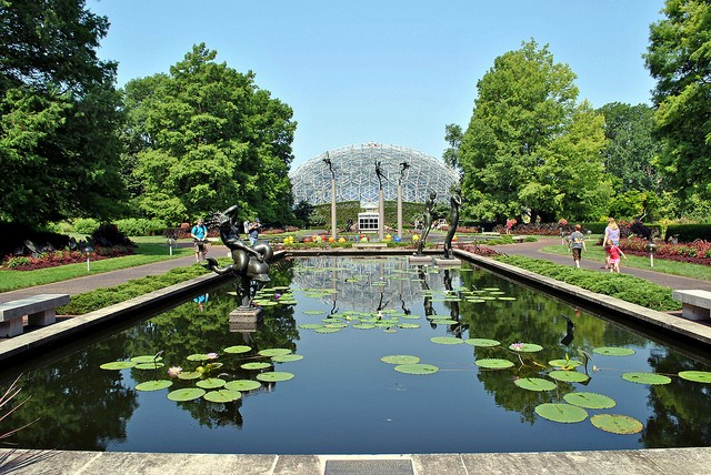 Photo Courtesy Of Flickr Aaron Carlson Like The Missouri Botanical Garden