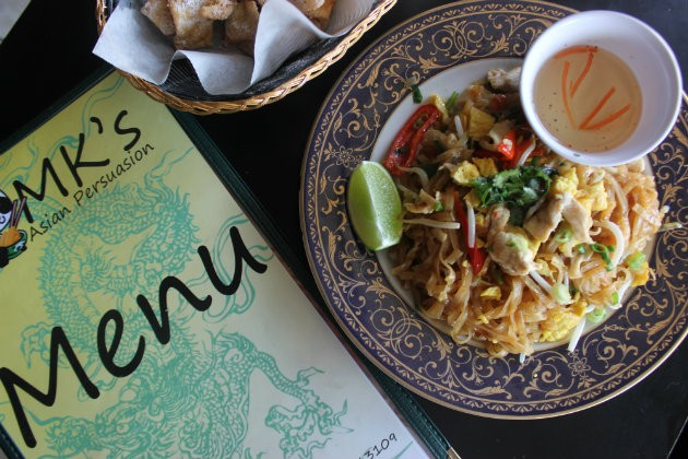 MK's Asian Persuasion brings southeast Asian cuisine to Southampton. - CHERYL BAEHR