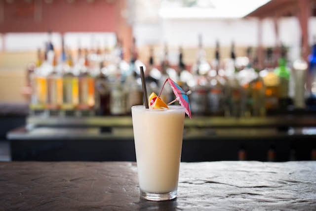 "The ""Afternoon Delight"": Atomic Cowboy's answer to a Dreamsicle. - PHOTO BY MONICA MILEUR"