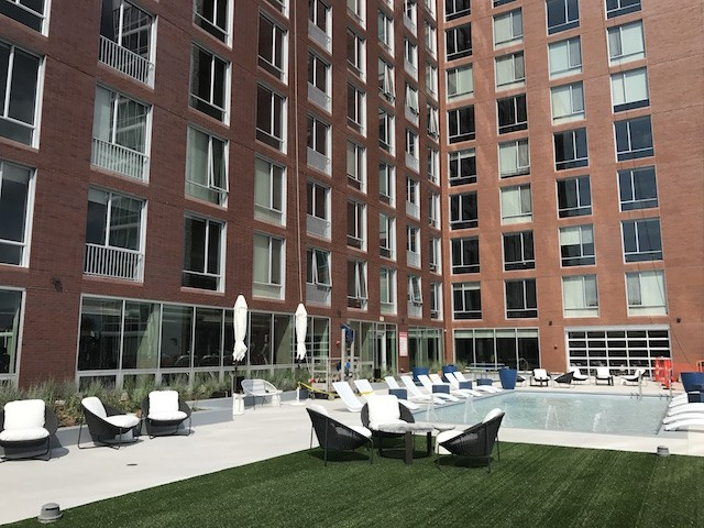 The project received $12.8 million in tax abatements. - PHOTO BY CAITLIN LEE