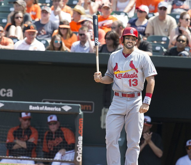 Matt Carpenter. - PHOTO COURTESY OF FLICKR / KEITH ALLISON