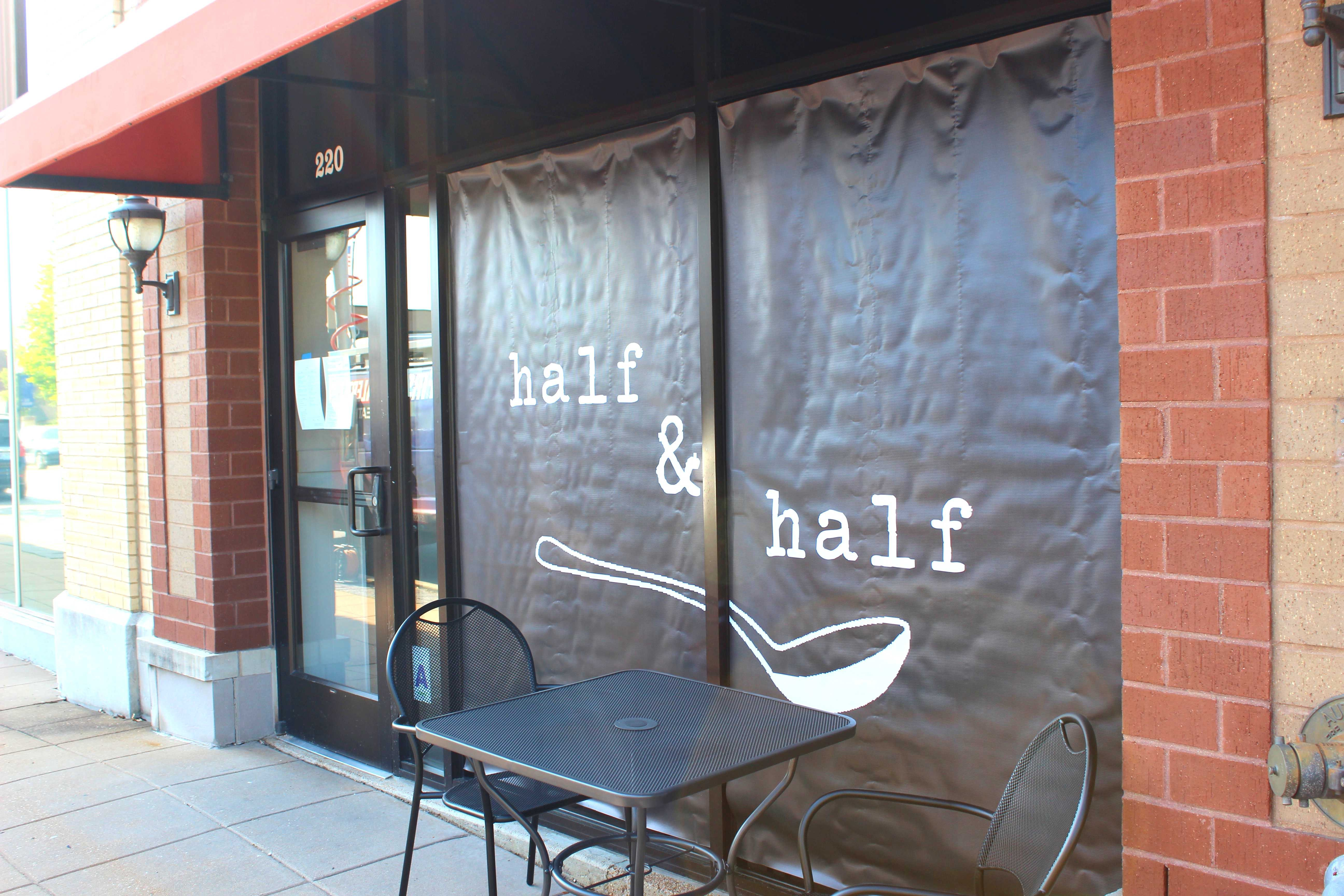 Half half brings brunch and blueprint coffee to webster click to enlarge half half is located at 220 west lockwood avenue in webster groves photo malvernweather Images