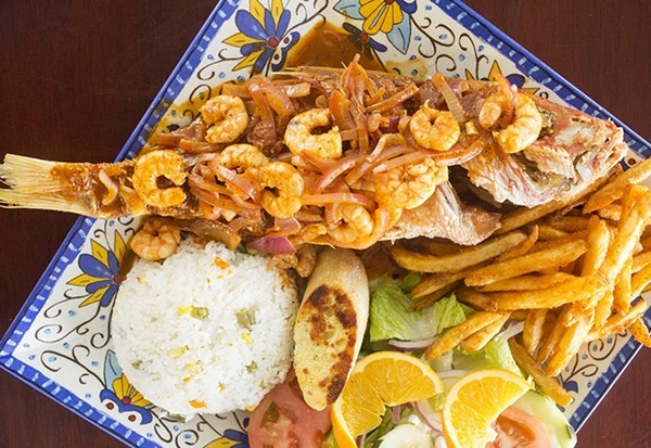Customers will now get to experience Mariscos l Gato's seafood feast in the heart of Dutchtown. - MABEL SUEN