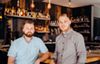 Travis Howard and Tim Wiggins of Retreat Gastropub and Yellowbelly.