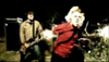 """Michael Davenport is on the left in this screenshot from the video for the Ataris' cover of """"Boys of Summer."""""""