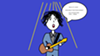 How we imagine Jack White's shout-out to Ryan Koenig
