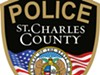 A St. Charles County police officer fatally ran over a pedestrian on I-70.