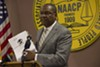 St. Louis NAACP president Adolphus Pruitt.