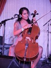Leyla McCalla at the Victorian Room at The Driskill