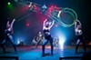 Paranormal Cirque is an adult twist on the circus of your childhood.