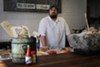 John Messbarger, chef de cuisine at Peacemaker Lobster & Crab Co.